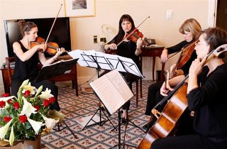 String Quartet Rental - String Quartet Christmas Music