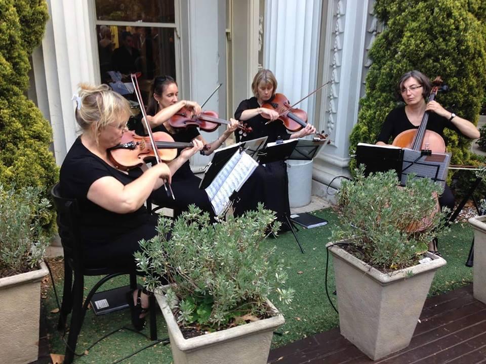 string quartet Melbourne