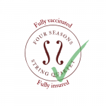 Four Seasons String Quartet is fully vaccinated